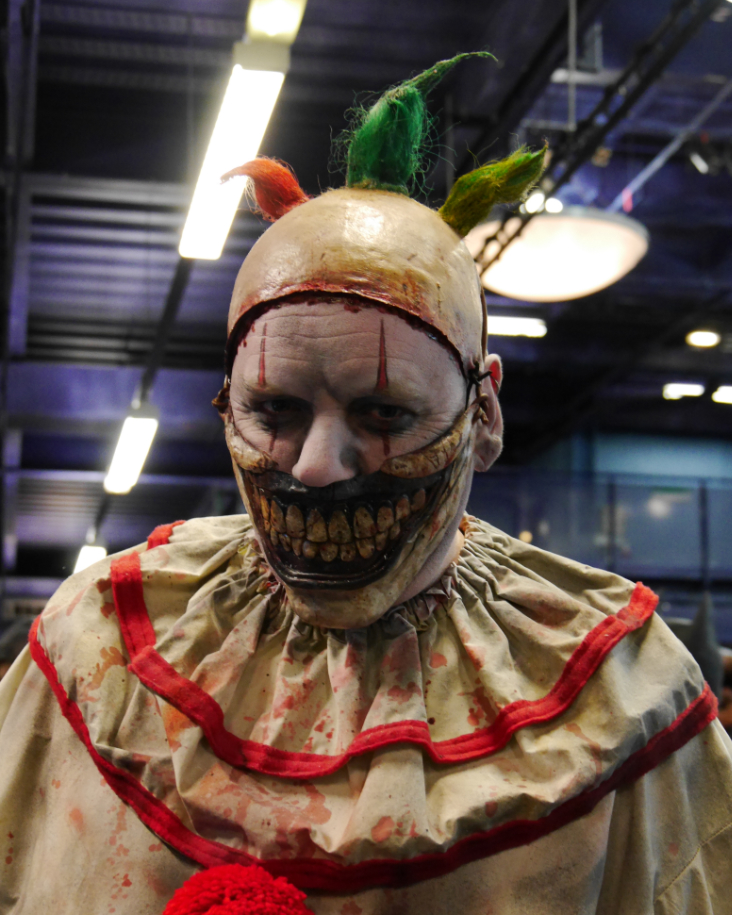 Twisty the Clown from American Horror Story